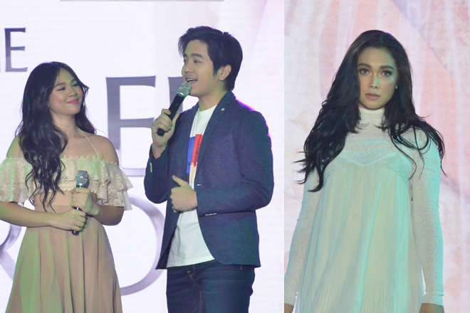 LOOK: The stars of The Killer Bride grace the ABS-CBN's #foreverkapamilya