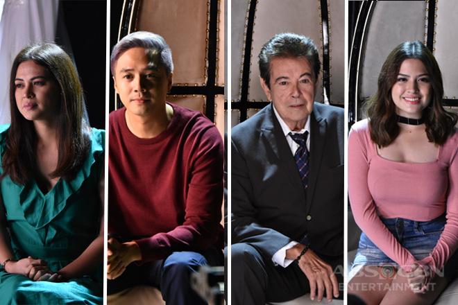 BEHIND-THE-SCENES: The stellar cast of The Killer Bride