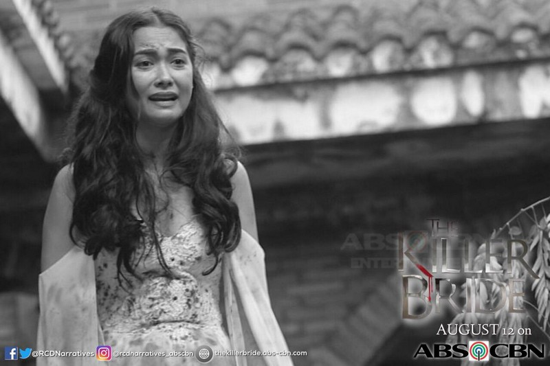 IN PHOTOS: Here are some of the scenes from The Killer Bride that you won't want to miss!