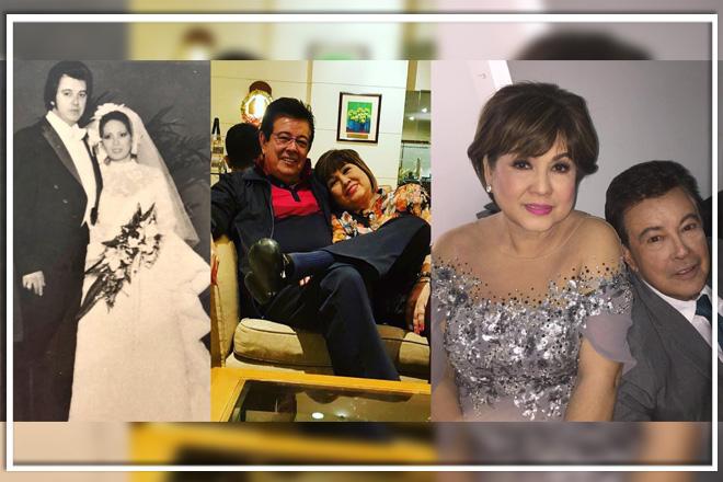38 YEARS & COUNTING: Ang matamis na pagmamahalan nina Eddie at Annabelle