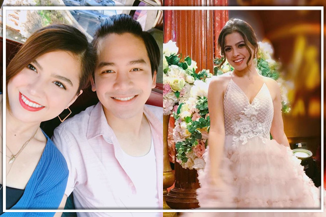 LOOK: Behind-The-Scenes  photos of Alexa Ilacad as Luna dela Cuesta