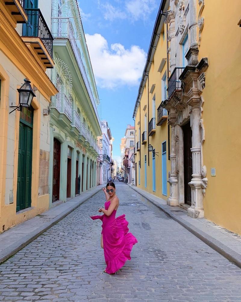 LOOK: Just photos of Maja Salvador living the Havana life!